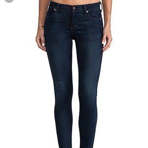 Citizens of Humanity avedon slick skinny jean